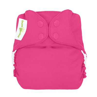 bumgenius freetime countess cloth diaper with snaps 1
