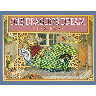 One Dragon's Dream by Peter Pavey - hardcover 1