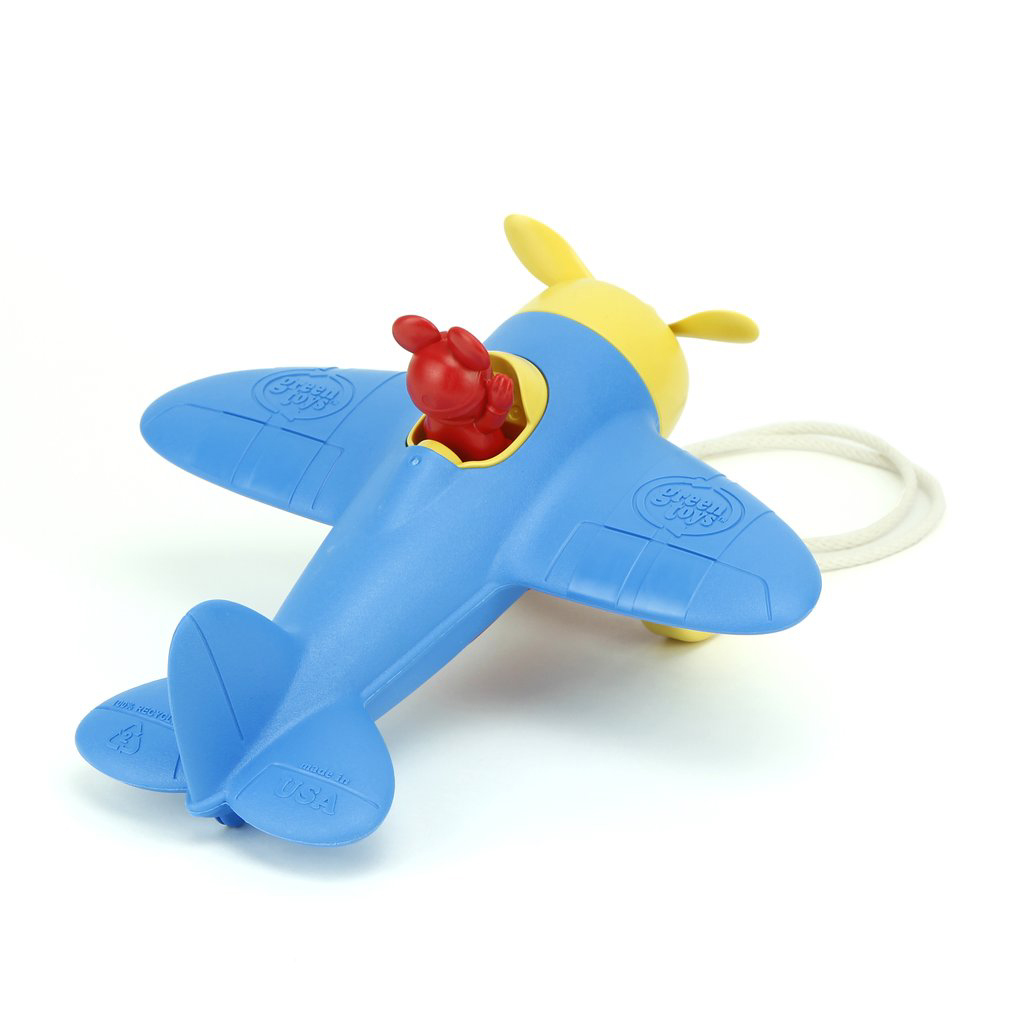 Disney Baby Mickey Mouse Airplane Pull Toy 3