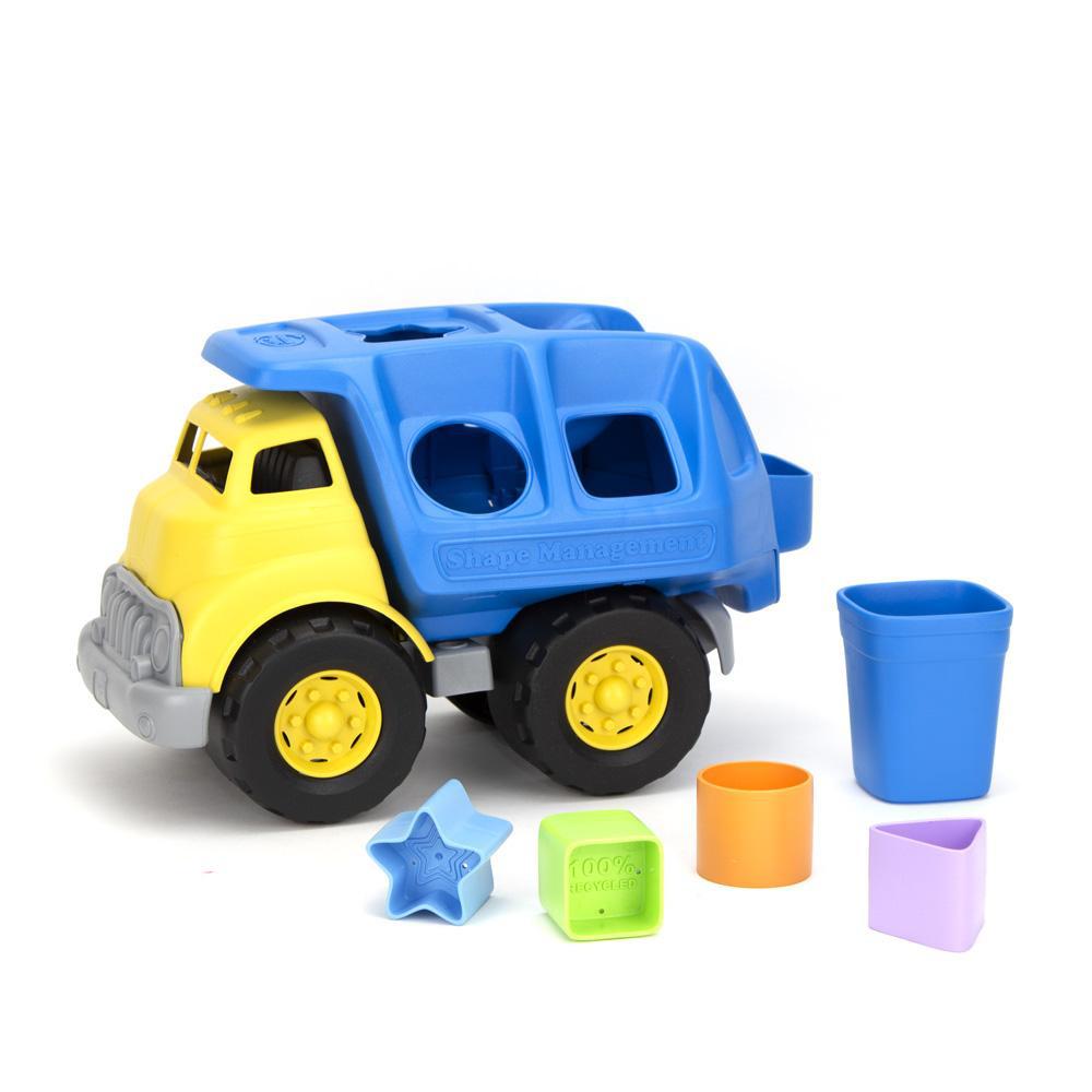 Shape Sorter Truck by Green Toys 3