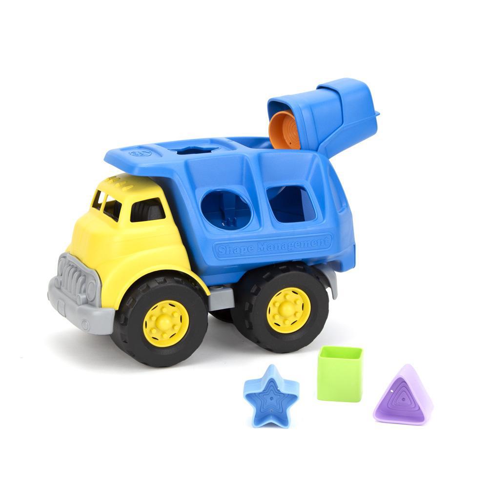 Shape Sorter Truck by Green Toys 1