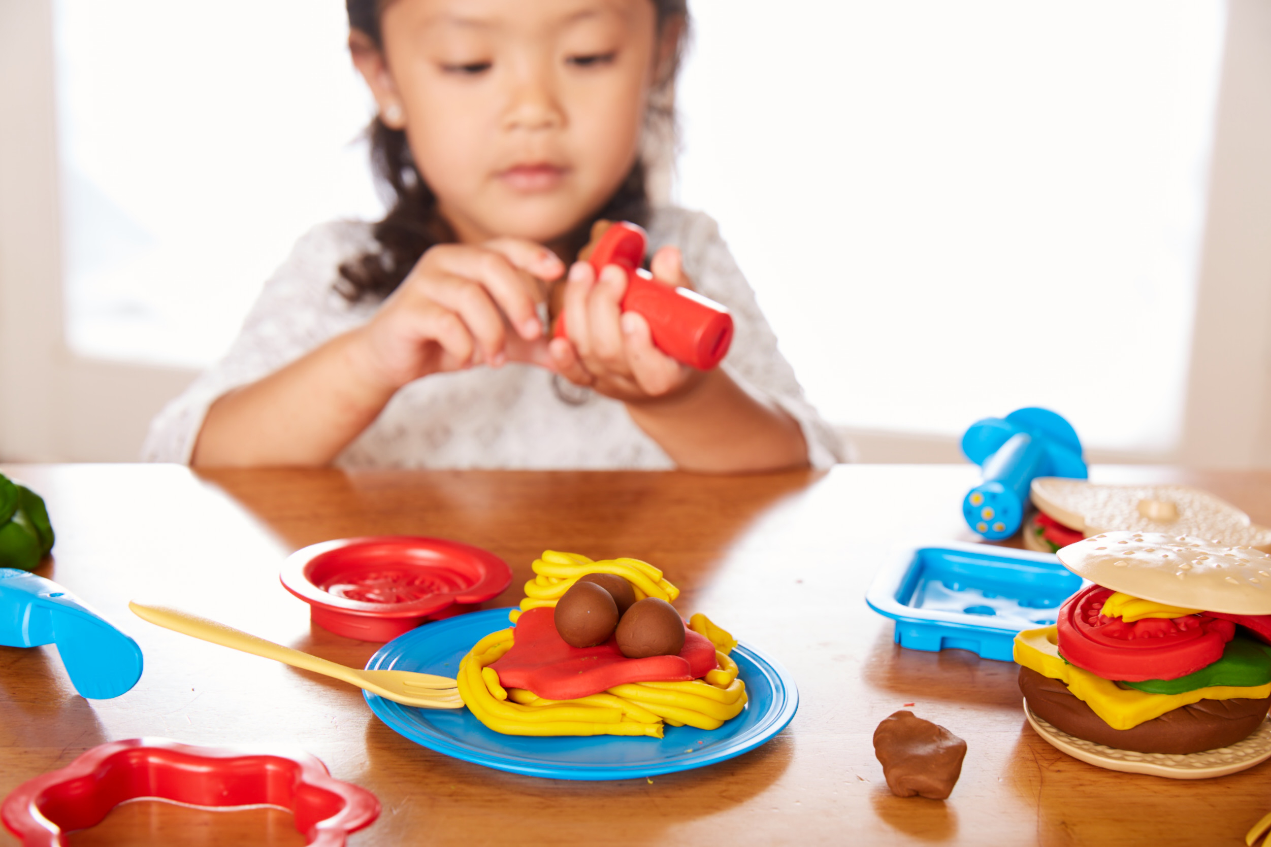 Meal Maker Dough Set by Green Toys 2