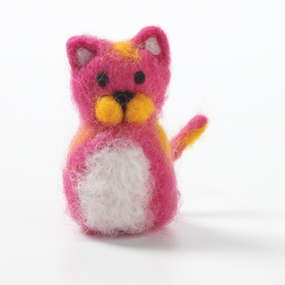 Felted Friends kit 3