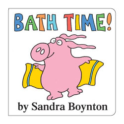 Bath Time! by Sandra Boynton - It floats! 1