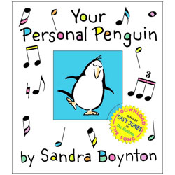 Your Personal Penguin by Sandra Boyton 1