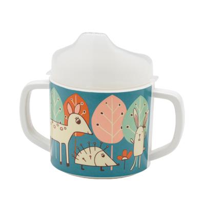 Baby Deer sippy cup 1