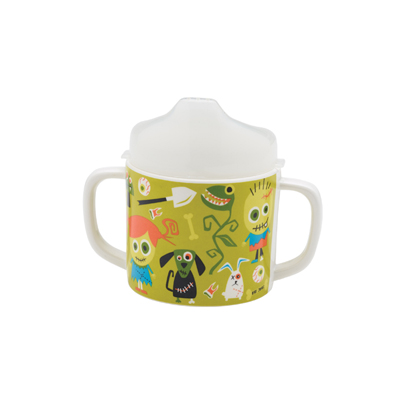 Baby Zombie sippy cup 1