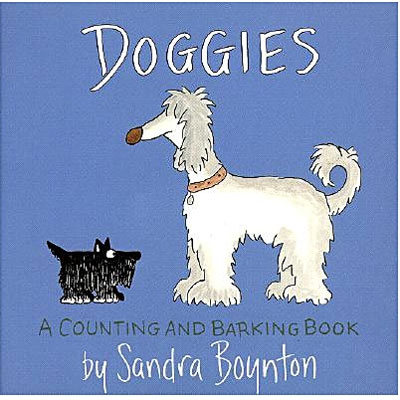 Doggies by Sandra Boynton - Board Book 1