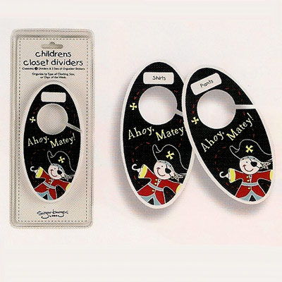 Ahoy Matey Closet Dividers by Sugar Booger 1