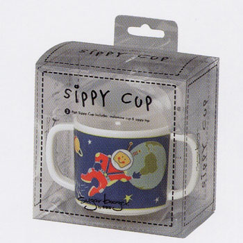 Outerspace Sippy Cup by Sugar Booger 1