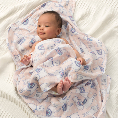 Trail Blooms classic swaddles - 2 pack 2