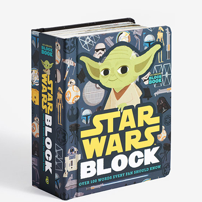 Star Wars Block: Over 100 Words Every Fan Should Know 1