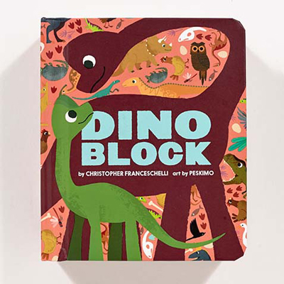 Dinoblock by Christopher Franceschelli 1