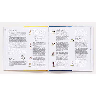 I am Yoga board book 2