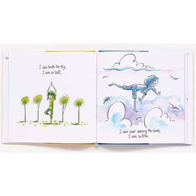I am Yoga board book 3