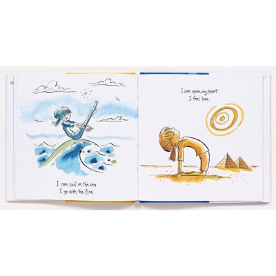 I am Yoga board book 4