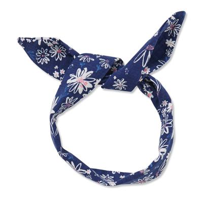 Daisies muslin headband 1