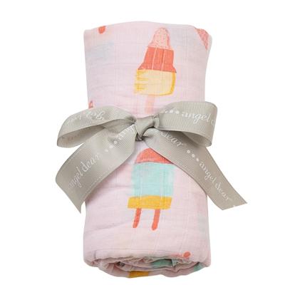 Cool Sweets muslin swaddle blanket 1