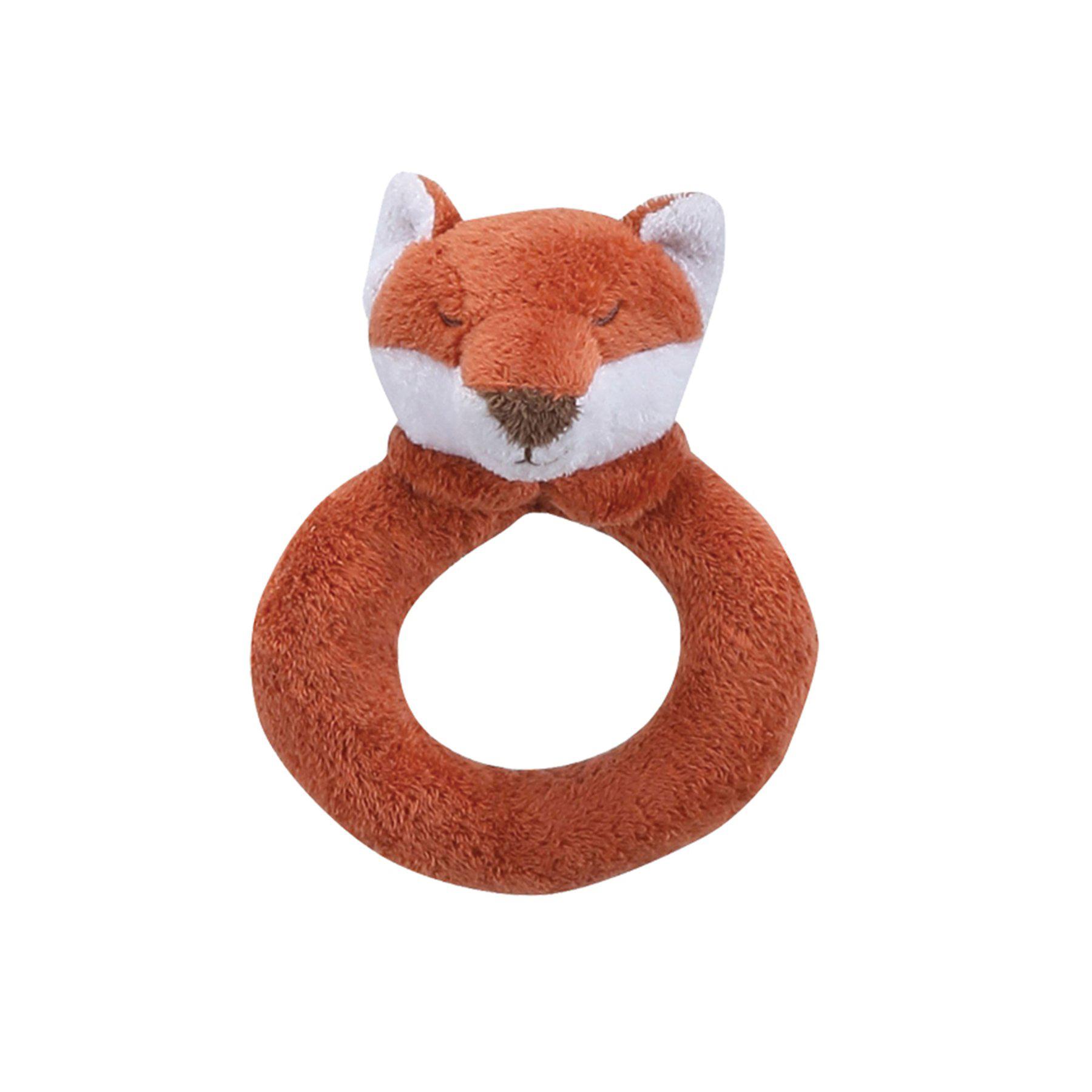 Fox ring rattle by Angel Dear 1