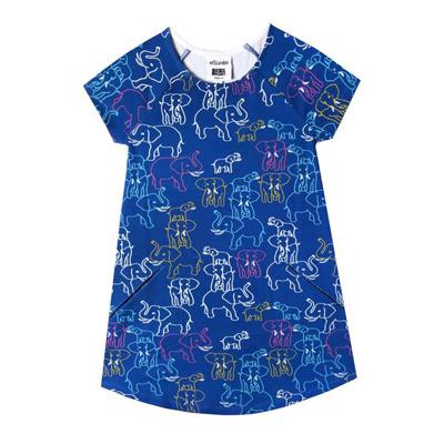 Animal Planet Elephant tower dress 2