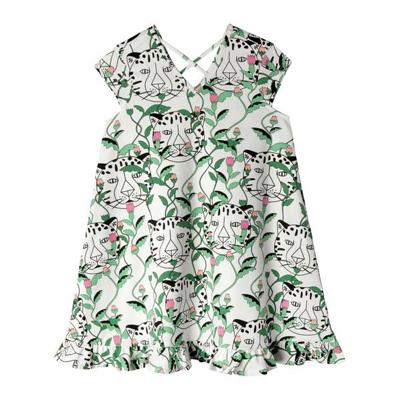 Animal Planet floral Leopard dress 1