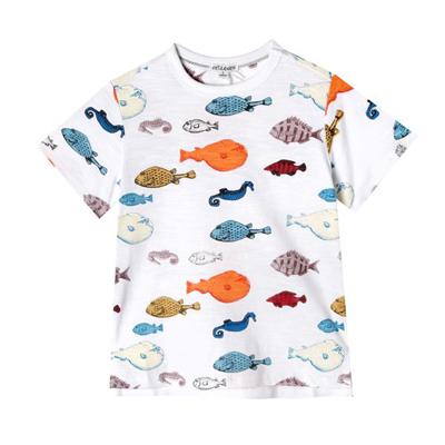 Sea Life logan shirt 1