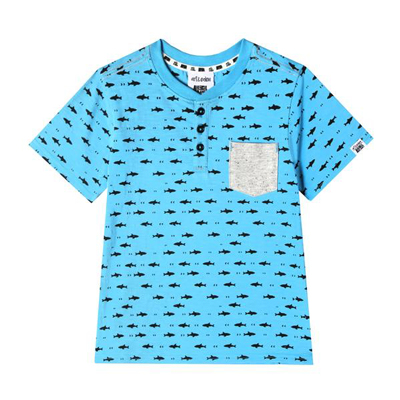 Animal Planet shark zone shirt 1