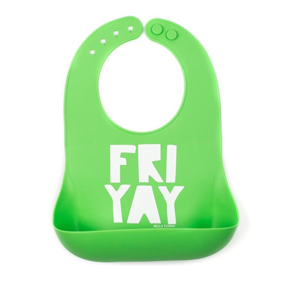 Fri Yay Wonder Bib 1