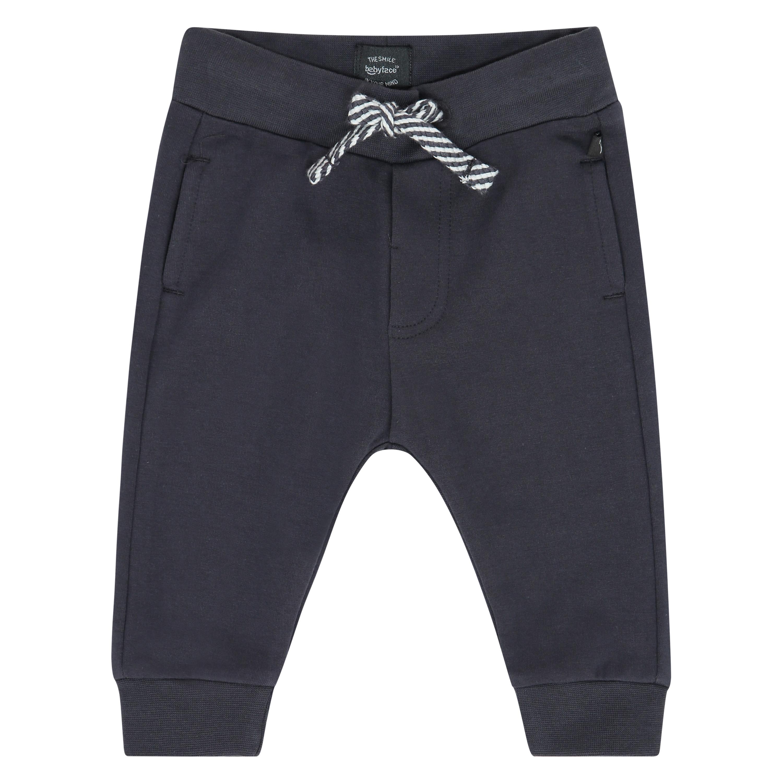 Dark grey baby pants 1