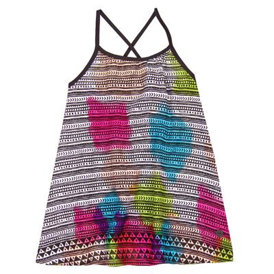 Geometric print dress - 14 1