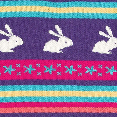 Bunny sweater dress 2