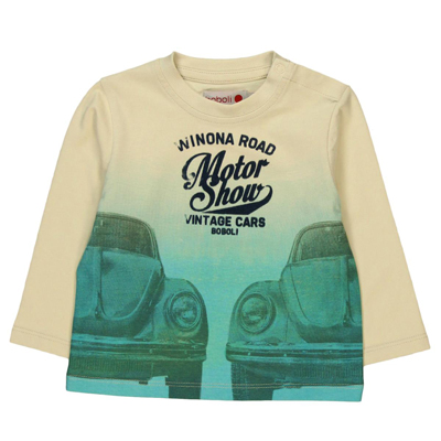 VIntage  Cars shirt  - 12 months 1