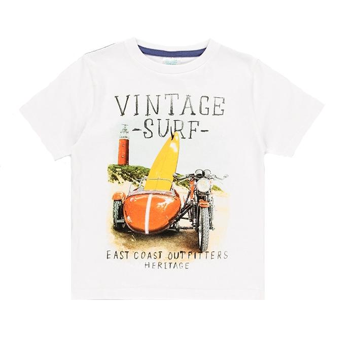 Vintage shirt and short set - 8 3