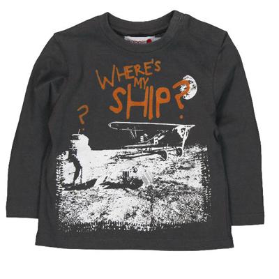 Where's my Ship? shirt 1