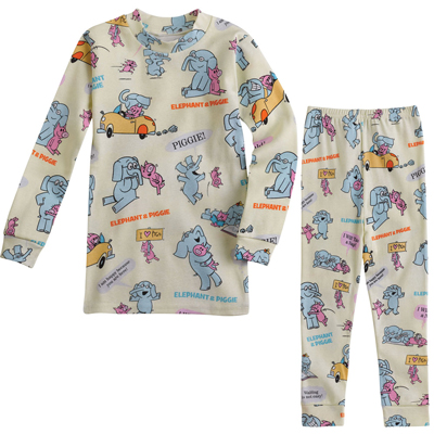 Elephant and Piggie pajamas (pajamas only) 1