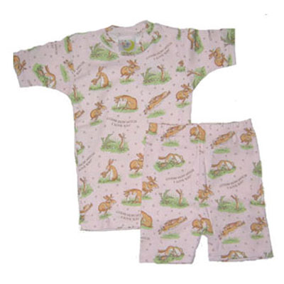 Guess How Much I Love you? Pajamas ONLY 2T 1