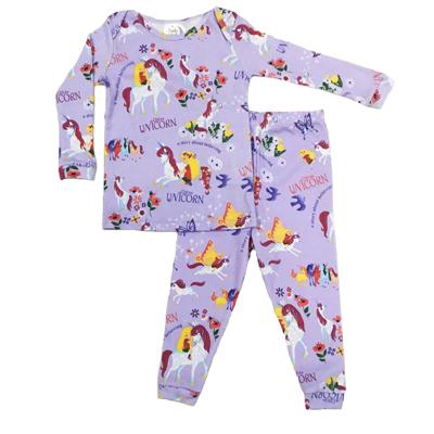 Uni the UNICORN pajamas 1
