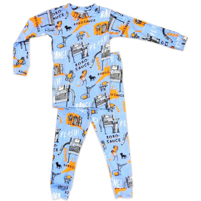 Robo-sauce pajamas only 1