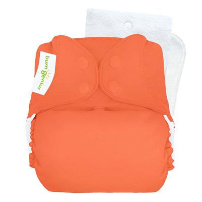 bumGenius Original Cloth Diaper 5.0 Kiss 1