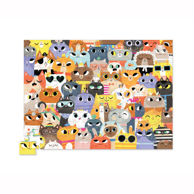 Lots of Cats 72 Piece Puzzle 2