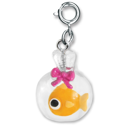 Lil' Goldfish Charm 1