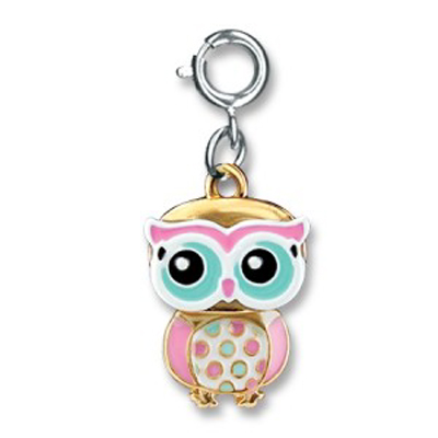 Swivel Owl Charm 1