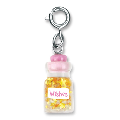 Wishes Bottle Charm-Only 1 left! 1