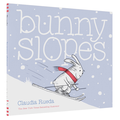 Bunny Slopes by Claudia Rueda 1