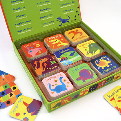 Dinosaurs! Matching Game 2