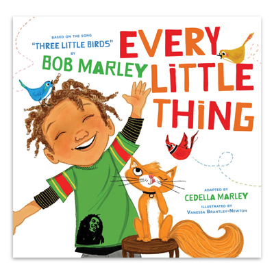 Every little thing board book 1