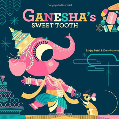 Ganesha's Sweet Tooth 1