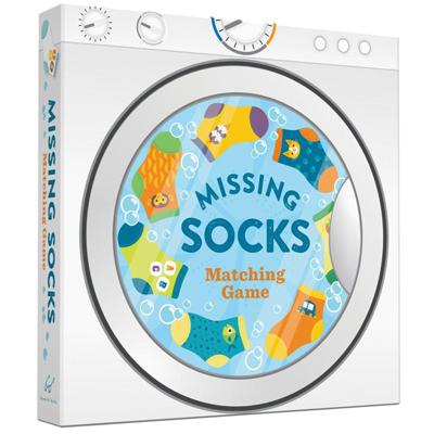 Missing Socks Matching Game 1