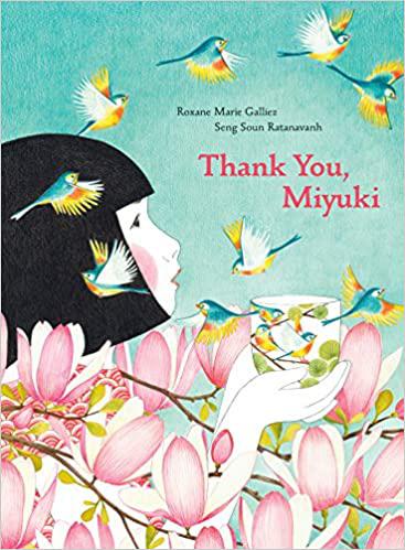 Thank you, Miyuki 1