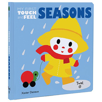 My first touch and feel - Seasons 1